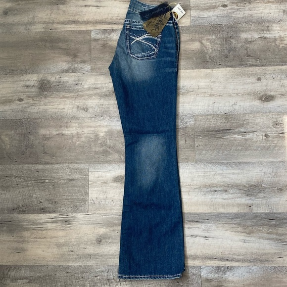 Women's Silver Suki mid-rise bootcut jeans
